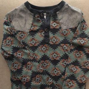 Size 5T Aztec style shirt